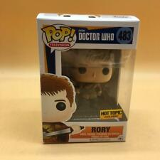 FUNKO POP DOCTOR WHO 483 TELEVISION RORY HOT TOPIC  FIGURE NEW NUEVA