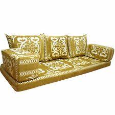 Handmade Sofa Floor Sofa Arabic Turkish Majlis Set Kilim Cushions Only Covers