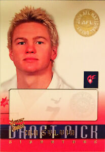 2004 SELECT CONQUEST CARD - DRAFT MELBOURNE COLIN SYLVIA DS3