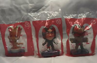 #1, 2, 5 McDONALD'S Marvel Studios Happy Meal Toys Potted Groot Winter Falcon