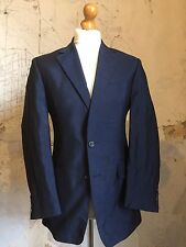 arc 47 Richard James 1930's Style Single Breasted Three Button Jacket Size 38