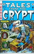 Tales from the Crypt 29 COVER PRINT Jack Davis Killer Nails Coffin Lid On Body!