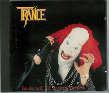 Trance-Boulevard of Broken Dreams/NUOVO, NEW CD! RARE LONG ISLAND VERSIONE!!