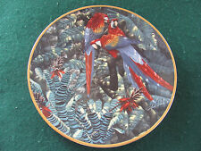 1994 Lenox Collectors Plate Miracles Of The Rainforest Plate B 1952 / Signed