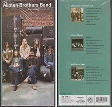 ALLMAN BROTHERS BAND Chronicles Self Titled/Idlewind South/Live at Fillmore East