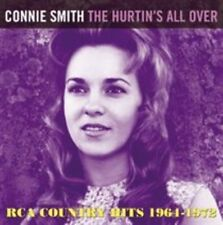 The Hurtin's All Over 5013929882782 by Connie Smith CD