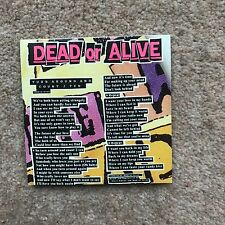 "Dead Or Alive ‎– Turn Around And Count 2 Ten - 3"" CD single - Japan"
