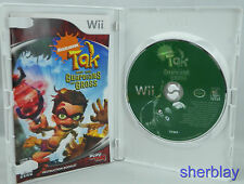 Tak and the Guardians of Gross Nintendo Wii COMPLETE