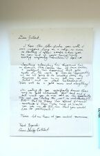 Anne With An E Props - Anne's Letter to Gilbert in Trinidad