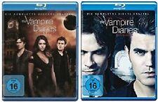 Blu-ray Set * The Vampire Diaries - Staffel 6+7 * NEU OVP * inkl.Staffel 7