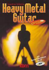 Deutsche Bücher über Musik mit Metal-Thema