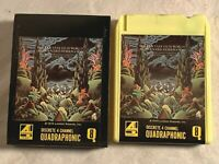 QUAD 4 channel BERNARD HERRMANN 8 Track Tape Quadraphonic Q8 FANTASY PHIL. ORCH