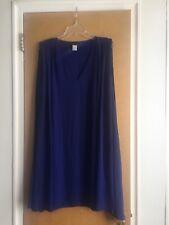 VENUS  Dress Navy Blue Size Medium Sleeveless