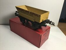 Hornby Trains O Gauge Rotary Tipping Wagon Within Its Original Box
