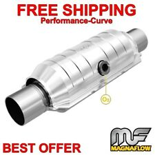 "MagnaFlow 2.25"" Heavy Loaded Catalytic Converter OBDII 99355HM"