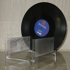Clear Acrylic LP Record Drying Stand Record  Albums Collectible Showcase Display
