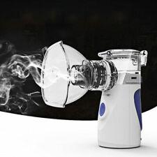 Portable Ultrasonic Nebulize Mini Inhaler Battery Operated Asthma Machine【US】