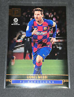 AO 2019-20 Panini Chronicles Base La Liga #424 Lionel Messi - FC Barcelona