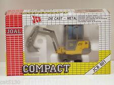 JCB 801 Excavator - 1/35 - Joal #162 - MIB