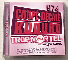KDM FAMILY . TROP MORTEL . volume 2 . CD