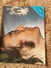 JOHN LENNON IMAGINE SHEET MUSIC