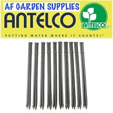 10 X Irrigation Extending Stakes for 4mm micro and rotor sprays (30cm to 45cm)