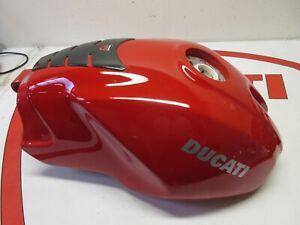 Ducati Fuel petrol tank RED Monster 400 620 750 800 S2R 58630441A 58610441C