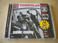 Earth & sky CD 2002 Sepultura Public Enemy Chris Martin Stereophonics Levellers