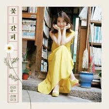 K-pop IU - Flower Bookmark (Special Remake Mini Album) (IU01SPRMN)
