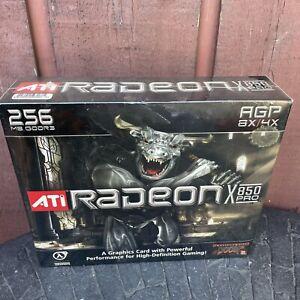 NEW ATi™ Radeon X850 Pro Card 256MB - BRAND NEW SEALED