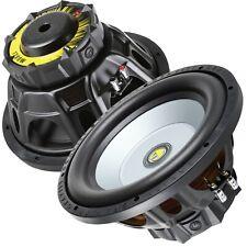 Gravity 12 Inch 1200 Watt Car Audio Subwoofer w/ 4 Ohm DVC Power (Single)