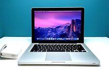 "UPGRADED 13"" Apple MacBook Pro Laptop / 2 YEAR WARRANTY / OSX-2015 / 500GB HDD"