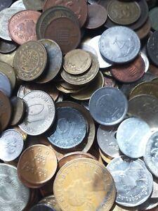 Lotto 1 Kg Monete Mondiali