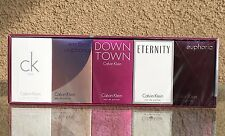 Calvin Klein 5pc Mini Travel Collection Set for Women *NEW & SEALED