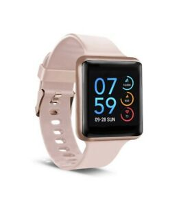 iTOUCH AIR Special Edition Smartwatch ROSE GOLD/BLUSH - Gently Used