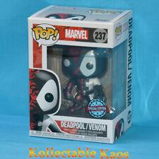Funko Pop Deadpool Venom Metallic # 237 Marvel Special Edition Vinyl Figure