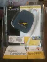 VTG ProMaster CompactFlash Reader/Writer Drivers CD-Rom for Mac & Windows NIP