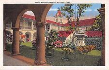 Cuba postcard Havana Habana Santa Clara Convent