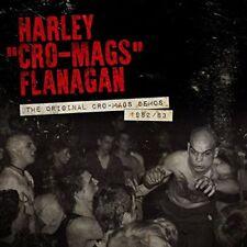 The Original Cro-Mags Demos: 1982-1983 [7/6] by Harley Flanagan (CD, Jul-2018, Music Video Distribution)