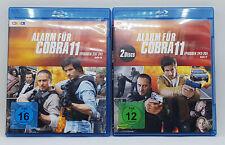 Alarm Für Cobra 11 Episodes 237-251, Staffel 30+31- RTL 2013, 3 Disc - Blu-Ray