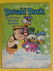 Donald Duck & The Fabulous Diamond Fountain 1967 Big Little Book Nice Pictures!