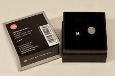 Leica Black 8mm Soft Shutter Release #14018 - New!