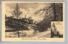 AK Kronberg im Taunus, Schloss Friedrichshof, 1925