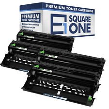 eSquareOne Drum Unit Replacement for Brother DR820 (Black, 4-Pack)