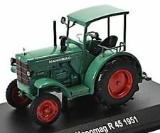 Hanomag R45 1951 Traktor Schlepper grün green 1:43
