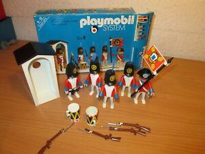 Playmobil  -  Schildwache  -  3544  -  mit OVP
