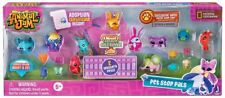 Animal Jam Pet Stop Pals with EXCLUSIVE Gold Bunny + 2 Mystery Pets Adopt a..
