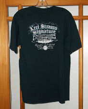 Levi Strauss Stand the Test Navy T-shirt Men's Size Medium