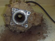 SUZUKI 500 QUAD MASTER ATV REAR DIFFERENTIAL ( SMOOTH )  01816