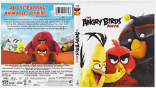ANGRY BIRDS MOVIE (Blu-ray Disc Only, 2016)